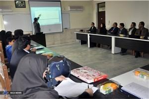 دفاع از نخستین رساله دکتری در دانشگاه آزاد اسلامی علیآباد کتول