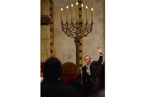 اوباما: من یک یهودی لیبرال هستم!