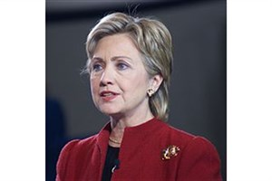 هیلاری کلینتون: تبعیض علیه زنان و زنستیزی در آمریکا بسیار رایج است