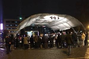 حاشیه های روز دهم جشنواره/بازار داغ تئاتر در سردترین روز پایتخت