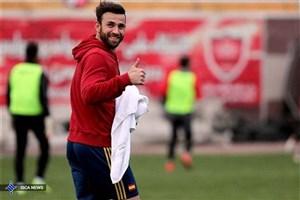نوروزی:برانکو نمی تواند چشمانش را روی توانایی های مسلمان ببندد/ هیچ وقت به حقم در فوتبال  نرسیدم
