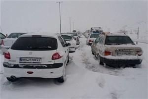 تراکم ترافیک در مبادی ورودی پایتخت