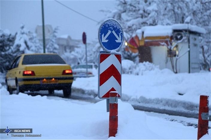 برف و باران در راه است/وضعیت منطقه «دنا» همچنان نامساعد