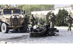 نگرانی پنتاگون از وضعیت سربازان آمریکایی در افغانستان