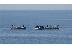 نجات بیش از 100 پناهنده در سواحل لیبی