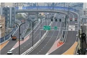 افزایش 50 کیلومتر  به طول شبکه معابر بزرگراهی/ تحقق برنامه های عملیاتی و اجرایی سال 1397