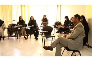 برگزاری کارگاه آموزشی تربیت مدرس در بنیاد سعدی