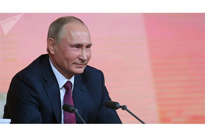 تسلیت پوتین به ایران در خصوص سقوط هواپیمای مسافربری
