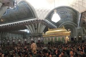 مراسم گرامیداشت سی و نهمین سالگرد ورود تاریخی امام به میهن اسلامی  برگزار شد