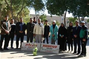 مسابقات کشوری بهکاپ در دانشگاه آزاد اسلامی دزفول برگزار شد