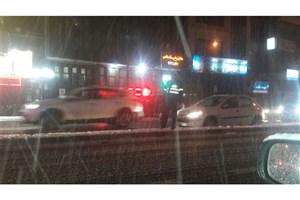 توضیحات شهرداری برای مواجه با بارش برف و باران