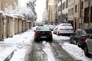 بررسی میزان عمق برف به یک پرسش مهم تبدیل شد