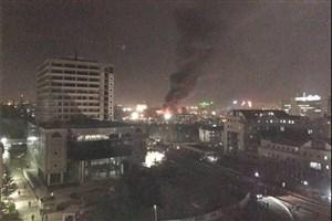 رویترز: انفجار در آنکارا پایتخت ترکیه