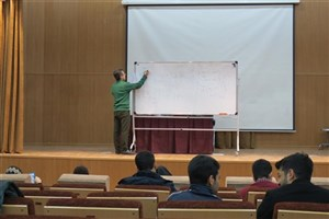 همایش فیزیک ویژه داوطلبان کنکور در واحد رامسربرگزارشد