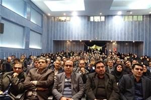 گردهمایی مدیران هنرستانهای استان اصفهان با موضوع کارآفرینی