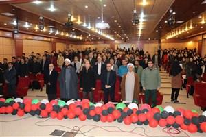 گرامیداشت چهلمین سالگرد پیروزی انقلاب اسلامی