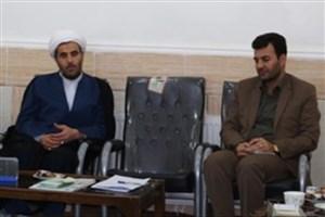 امام جمعه شهربابک آمادگی خود را برای کمک به دانشگاه آزاد اسلامی این شهرستان اعلام کرد