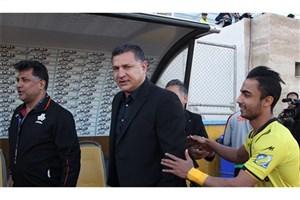 دایی: بازی سختی مقابل فولاد خوزستان داریم/ دنبال سهمیه آسیا هستیم