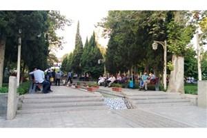 بدرقه بهار با هنر در بوستانهای تهران
