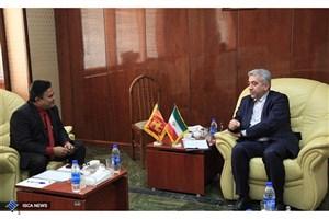 آمادگی ایران برای همکاری با سریلانکا در زمینه صنعت آب و برق