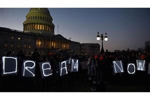 عدم پیشرفت در برنامه دریمرها نشانه خاموشی دولت آمریکا