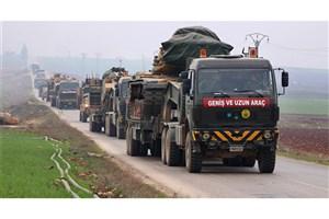 استقرار نیروهای نظامی ترکیه در حلب