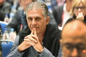 کیروش: بازی ایران - اسپانیا فوتبال است، نه بسکتبال/ برنامه خاصی برای مهار رونالدو و اینیستا نداریم