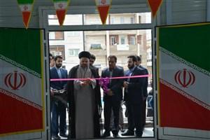 افتتاح نمایشگاه دستاوردهای انقلاب اسلامی در دانشگاه آزاد اسلامی بوشهر
