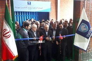 خط تولید کاتالیست یورو 5 ایران خودرو افتتاح شد + عکس