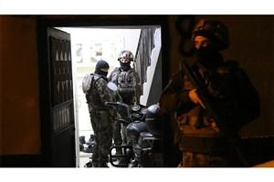 دستگیری 31 مظنون به ارتباط با تروریست ها در استانبول