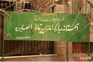 اسماعیل دوستی:  سونا و جکوزی به هیچ عنوان در زیر امامزاده ساخته نشده است