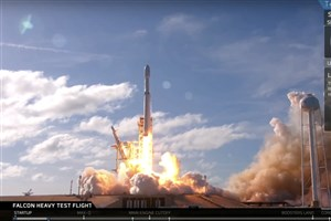 SPACEX Successfully Launched Falcon Heavy Rocket Into Space