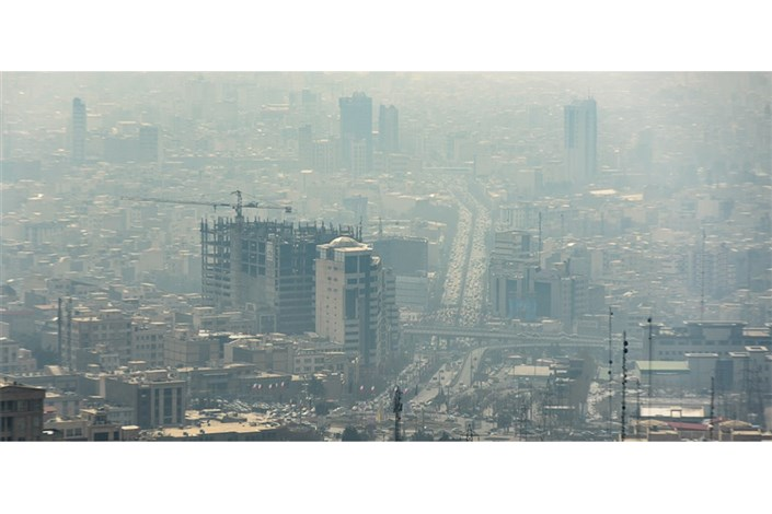 آلودگی هوای البرز
