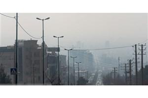 آلودگی هوای استان البرز