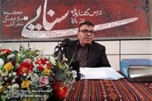 نقد اجتماعی سنایی  در تاریخ ادب فارسی بینظیر است