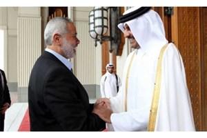 امیر قطر:دوحه به حمایت خود از مردم فلسطین و بازسازی غزه ادامه می دهد