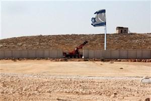 رژیم صهیونیستی شروع به ساختن دیوار در مرز لبنان کرد