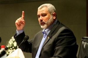 هنیه: حکم شیخ «رائد صلاح» مقدمهای برای اجرای معامله قرن در قدس است