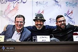 هشتمین شب از سی و ششمین جشنواره فیلم فجر