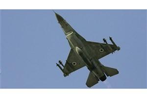 سقوط جت جنگنده رژیم صهیونیستی
