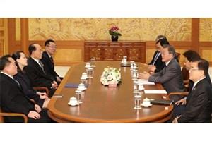 دیدار دیپلماتیک خواهر رهبر کره شمالی با مون جائه این