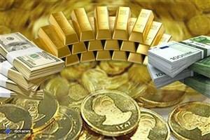 سکه در محدوده  4.5 میلیون تومان میچرخد/ دلار 12 هزار و 900 تومان+جدول