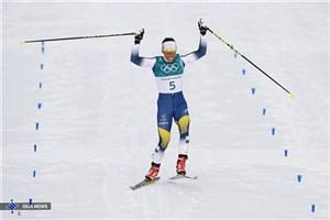 نخستین مدال بازیهای المپیک به بانوی سوئدی رسید