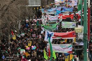 بیداری ملتهای مسلمان حاصل ایستادگی و عظمت ملت ایران در مقابله با استعمار است