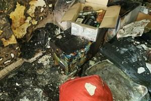 انفجار مواد محترقه در دولت آباد/موارد نگه داری مواد قابل اشتعال را به مراجع انتظامی اطلاع دهید