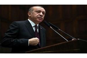 تاکید دوباره اردوغان بر پیشروی تا عراق