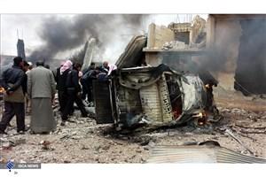 انفجار خودرو انتحاری  در ادلب 37 کشته و زخمی برجای گذاشت