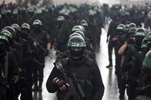 آماده باش شاخه نظامی حماس در نوار غزه