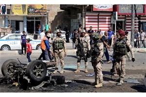 زخمی شدن ۲ پلیس درانفجار انتحاری کرکوک