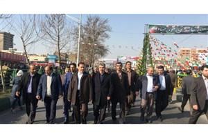 رئیس سازمان زندان ها:راه پیمایی 22  بهمن پیام مهمی برای دشمنان انقلاب  داشت